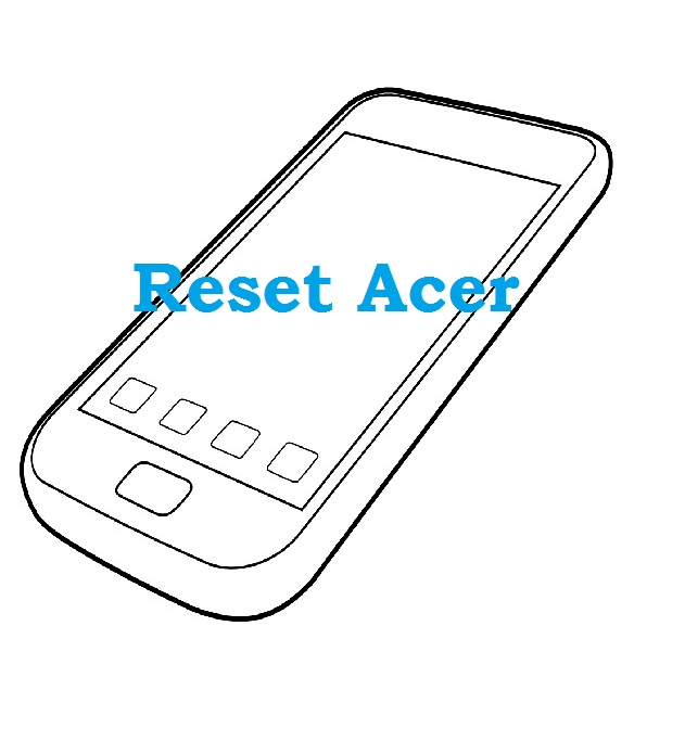 How to Reset Acer Liquid Z530S