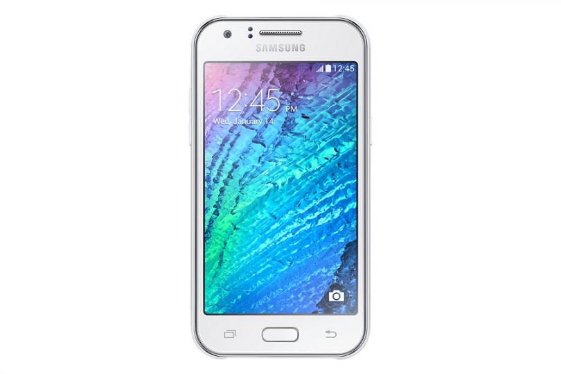 reset Samsung Galaxy J1 mini