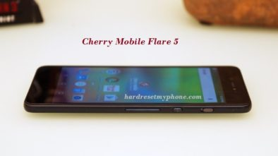 Cherry Mobile Flare 5