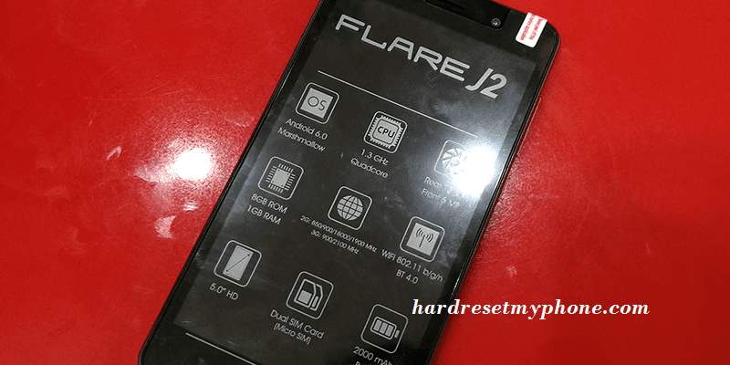 huge selection of 1ae9d 1bbf8 How to Reset Cherry Mobile Flare J2 - All Methods - Hard Reset