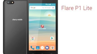 Cherry Mobile Flare P1 Lite