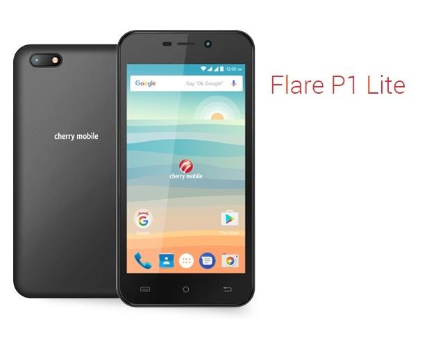 Cherry Mobile Flare P1 Lite