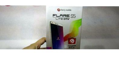 Cherry Mobile Flare S5 Lite DTV
