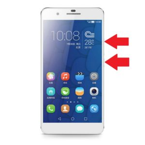 Huawei Honor 6 Plus