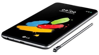 LG K520DY Stylus 2