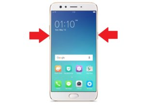 how to take back off oppo phone