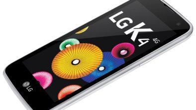 LG K4 Branco K130F