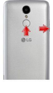 LG Aristo MS210