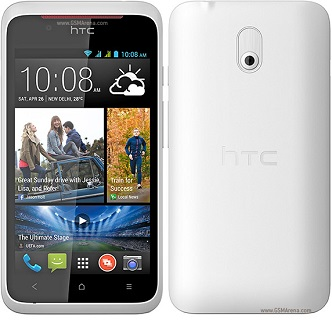 How to Hard Reset HTC Desire 210 dual sim