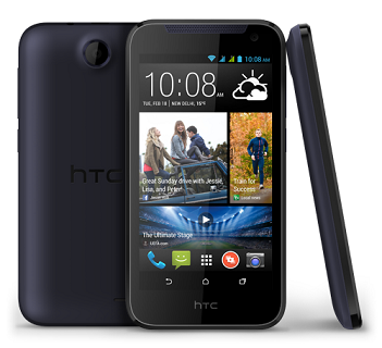 How to Hard Reset HTC Desire 310 dual sim