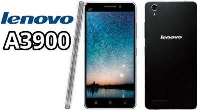 How to Hard Reset Lenovo A3900