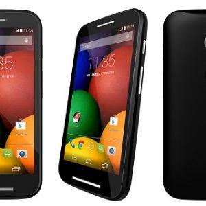 How to Hard Reset Motorola Moto E Dual SIM