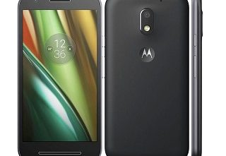 How to Hard Reset Motorola Moto E3 Power