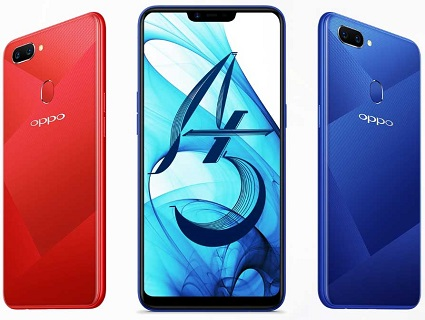 Oppo A3s Hard Reset Without Password