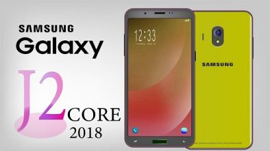 How to Reset Samsung Galaxy J2 Core