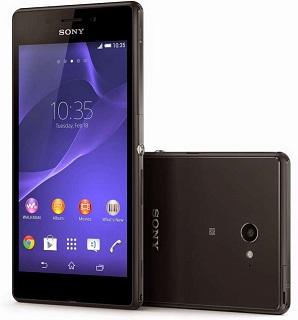 How to Hard Reset Sony Xperia M2 Aqua