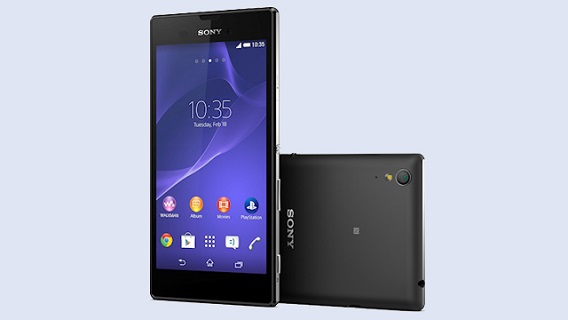 How to Hard Reset Sony Xperia T3