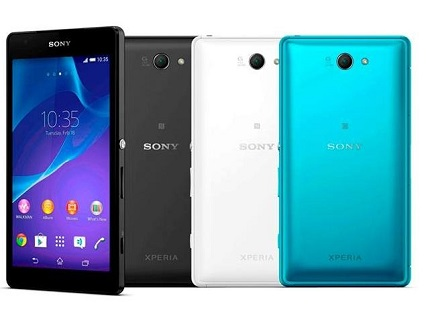 How to Hard Reset Sony Xperia Z2a D6563