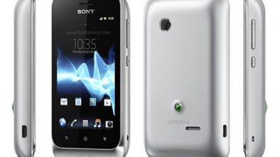 How to Hard Reset Sony Tapioca