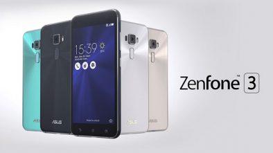 How to Reset Asus Zenfone 3 ZE552KL
