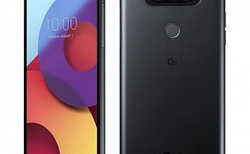 How to Reset LG Q8