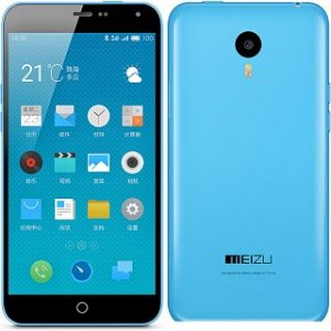 How to Reset Meizu M1 Note