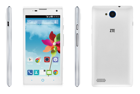 How to Hard Reset ZTE Blade G Lux - All Methods - Hard Reset
