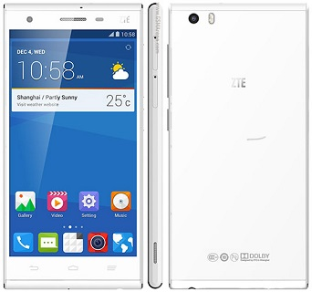 How to Hard Reset ZTE Star 2