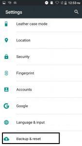 Hard Reset Samsung Galaxy Trend 2 Lite