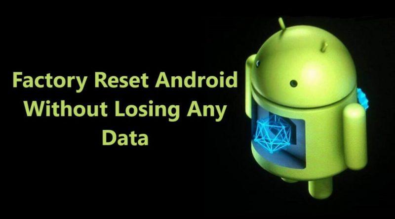 Hard Reset Samsung Galaxy Tab Active