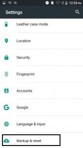 How to Factory Reset LG 402LG Spray