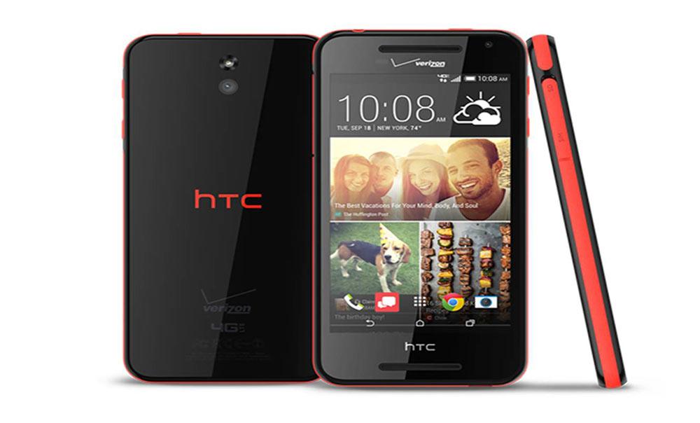How to Hard Reset HTC Desire 612