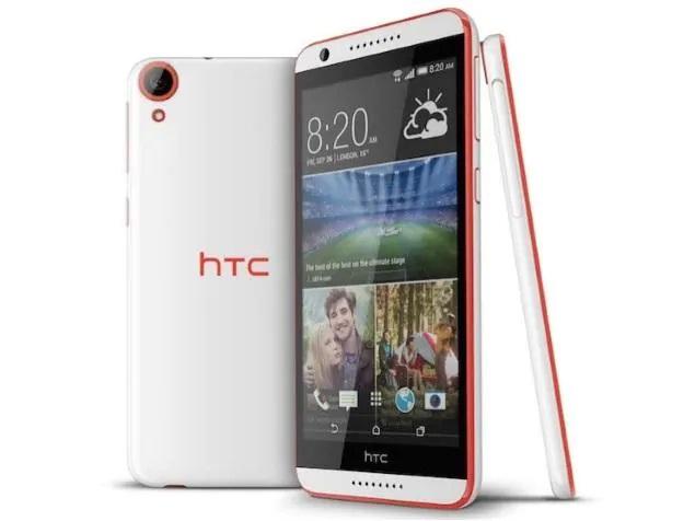 How to Hard Reset HTC Desire 820q dual sim