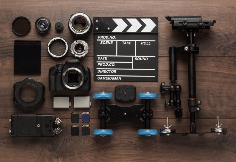 The seven stages of filmmaking